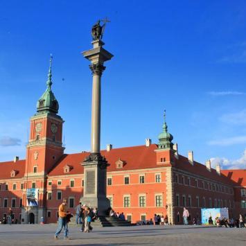 Kolumna Zygmunta w Warszawie - zdjęcie
