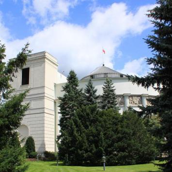 Sejm Warszawa, Anna Piernikarczyk