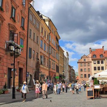 Warszawa Rynek, Anna Piernikarczyk