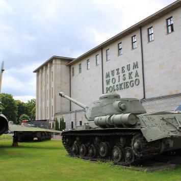 Warszawa Muzeum Wojska Polskiego, Anna Piernikarczyk