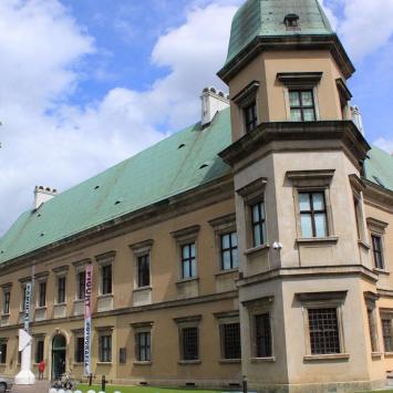 Warszawa zamek Ujazdowski, Anna Piernikarczyk