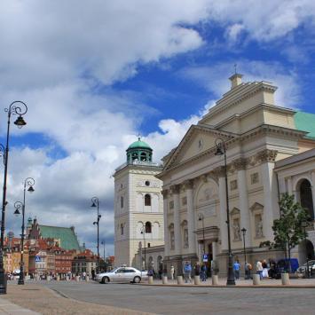 Warszawa kościół Św. Anny, Anna Piernikarczyk