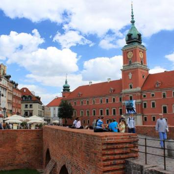 Warszawa zamek, Anna Piernikarczyk