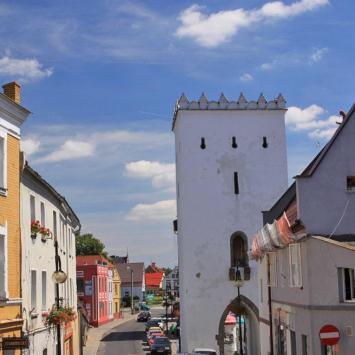 Wieża Wróbla w Otmuchowie