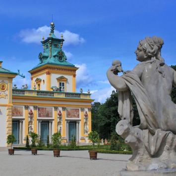 Warszawa Pałac w Wilanowie, Anna Piernikarczyk