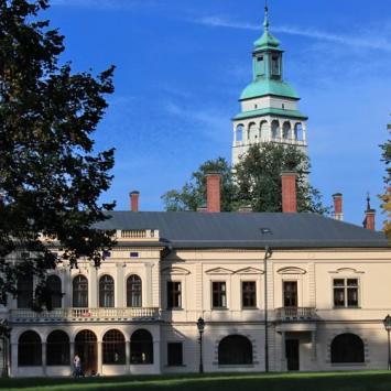 Żywiec pałac, Anna Piernikarczyk
