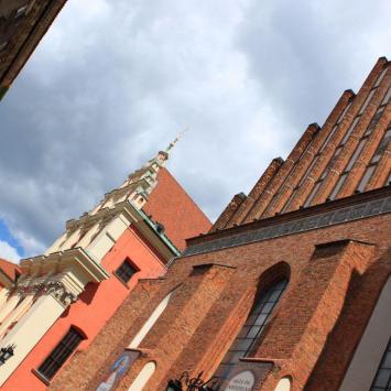 Warszawa archikatedra, Anna Piernikarczyk