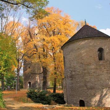 Góra Zamkowa w Cieszynie - zdjęcie