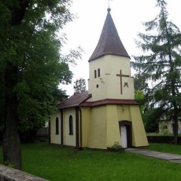 Kapliczka w Trzebiesławicach