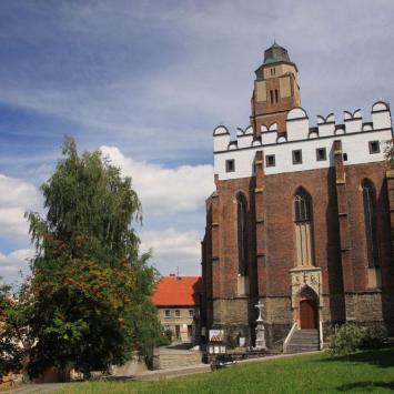 Kościół w Paczkowie