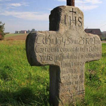 Krzyż pokutny w Pruchnej
