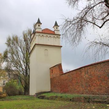 Mury obronne w Raciborzu