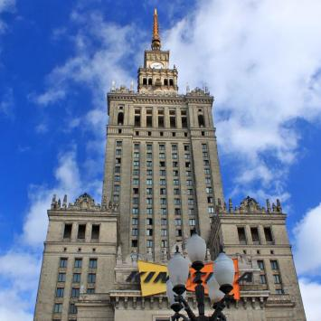 Pałac Kultury i Nauki, Anna Piernikarczyk