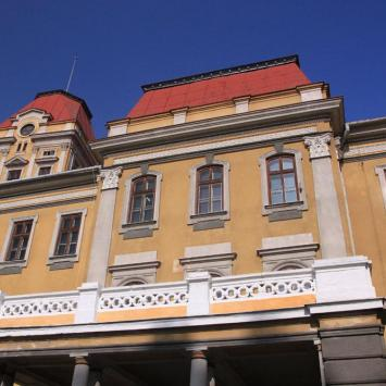 Pałac w Kończycach Wielkich
