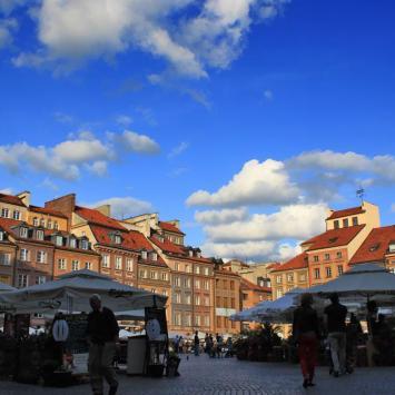 Rynek w Warszawie, Anna Piernikarczyk