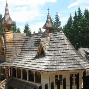 Sanktuarium na Wiktorówkach