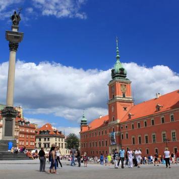 Zamek Królewski w Warszawie, Anna Piernikarczyk