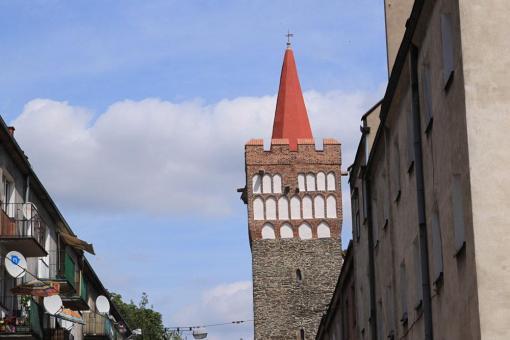 Wieże Bramne w Paczkowie