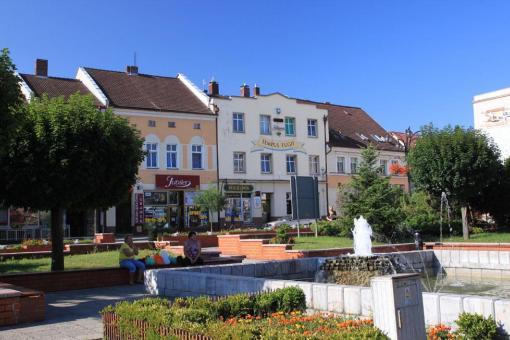 Rynek w Krapkowicach