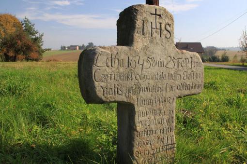 Krzyż pokutny Pruchna