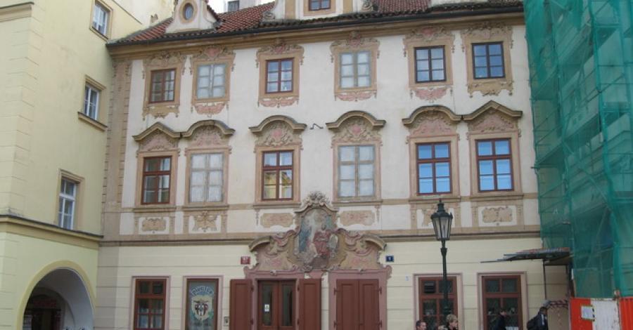 Złota Praga jesiennie- pierwsze fascynacje