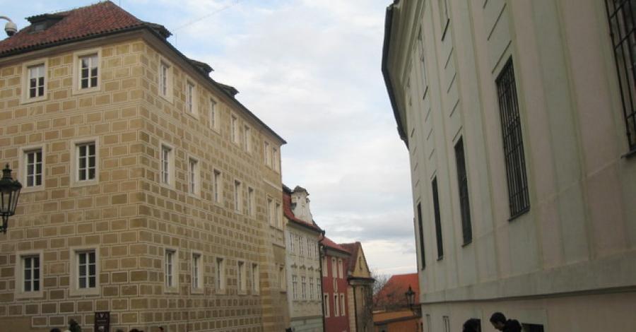 Złota Praga- magiczne Hradczany - zdjęcie