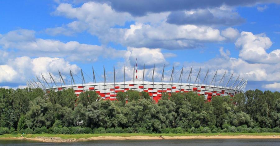 Stadion Narodowy w Warszawie - zdjęcie