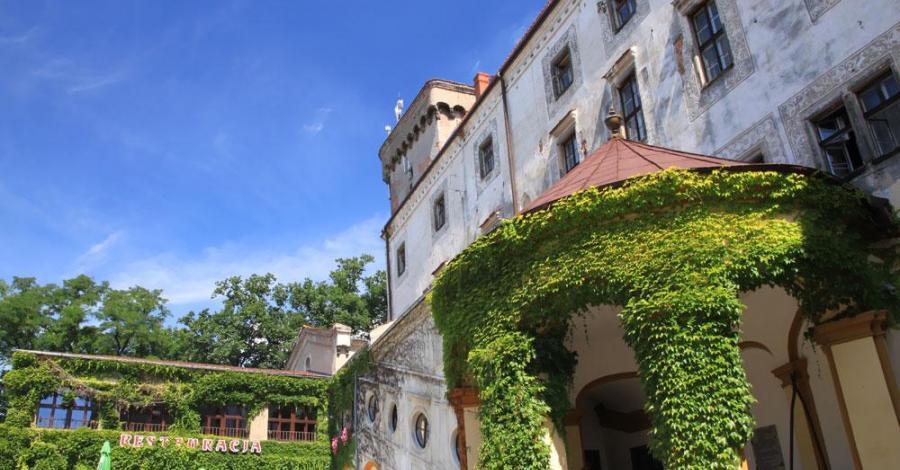 Zamek w Otmuchowie - zdjęcie
