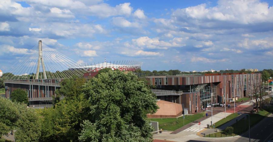 Centrum Nauki Kopernik w Warszawie - zdjęcie