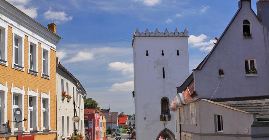 Wieża Wróbla w Otmuchowie - zdjęcie