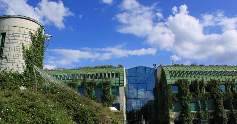 Biblioteka Uniwersytecka w Warszawie - zdjęcie