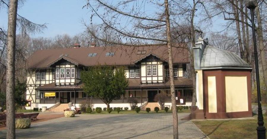 Dom Zdrojowy w Jastrzębiu Zdroju - zdjęcie