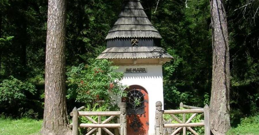 Kapliczka Zbójnicka w Dolinie Kościeliskiej, Danuta