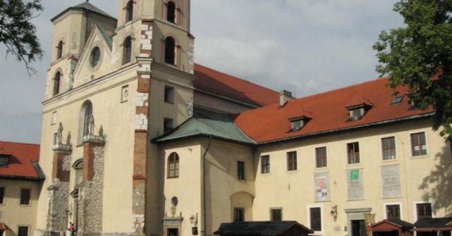 Kościół  Św. Piotra i Pawła w Tyńcu, Danuta