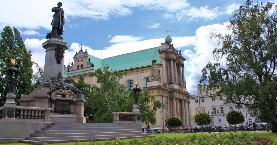 Kościół Seminaryjny w Warszawie - zdjęcie