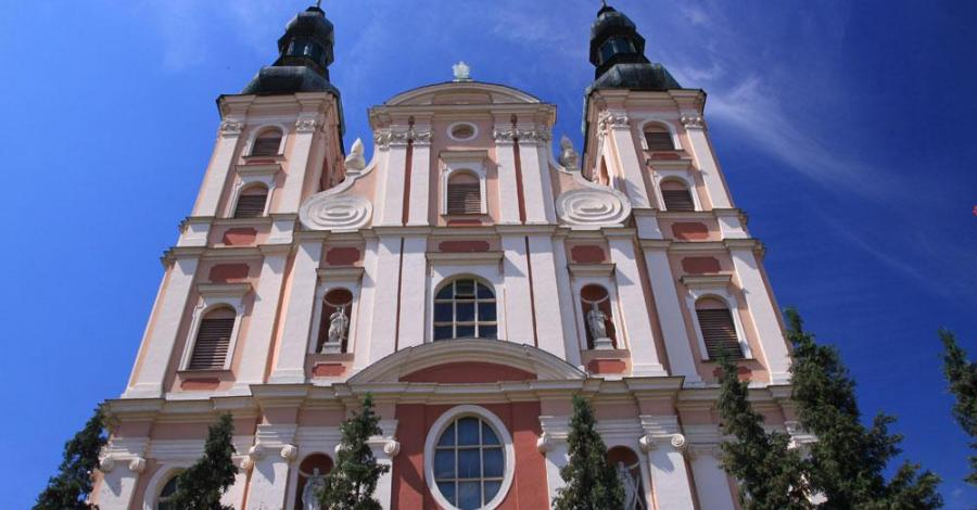 Kościół w Otmuchowie - zdjęcie