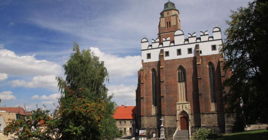 Kościół w Paczkowie - zdjęcie