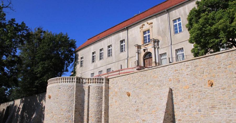 Krapkowice zamek, Anna Piernikarczyk