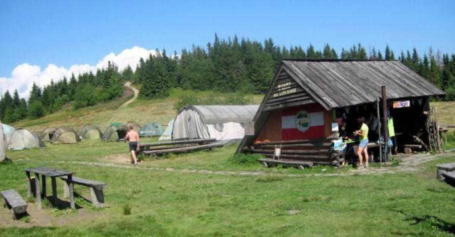Lubań w Gorcach - zdjęcie