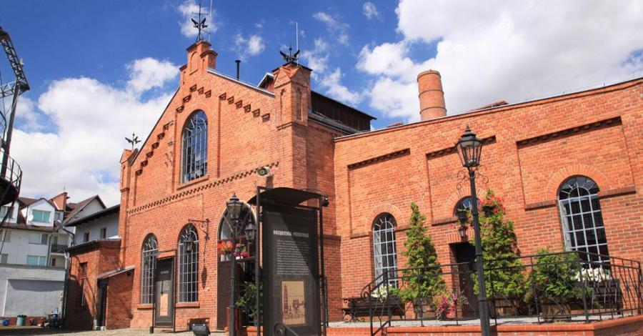Muzeum Gazownictwa w Paczkowie - zdjęcie