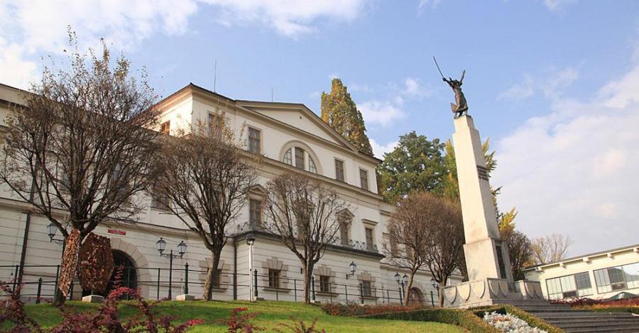 Pałac Habsburgów w Cieszynie - zdjęcie