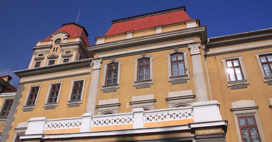 Pałac w Kończycach Wielkich - zdjęcie