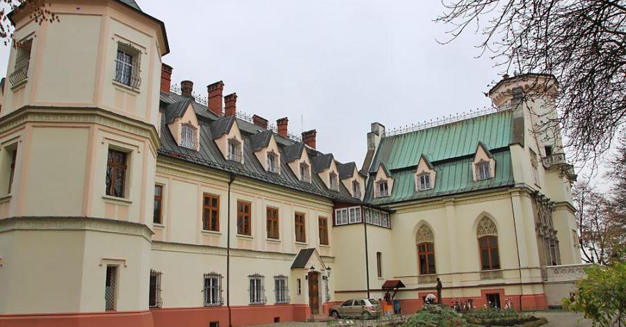 Pałac w Krzyżanowicach - zdjęcie