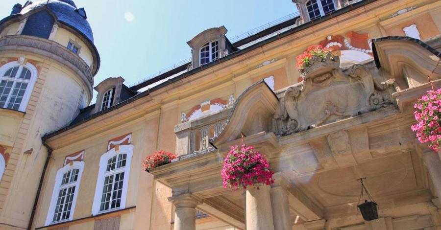Pałac w Żelaźnie - zdjęcie