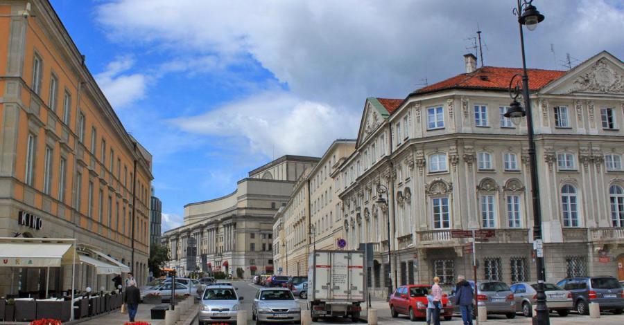 Pałac Wesslów w Warszawie - zdjęcie