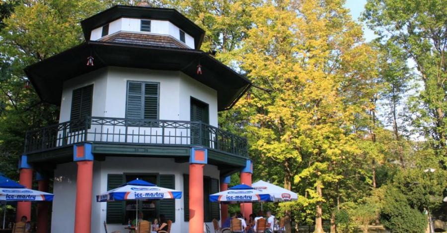 Park Zamkowy w Żywcu, Anna Piernikarczyk