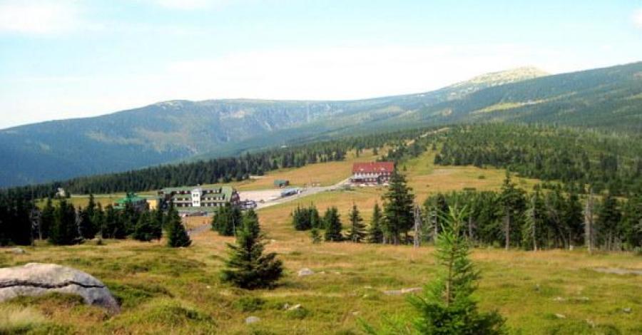 Przełęcz Karkonoska - zdjęcie