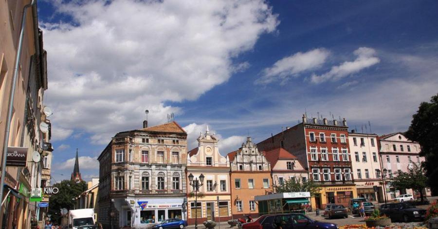 Rynek w Paczkowie - zdjęcie