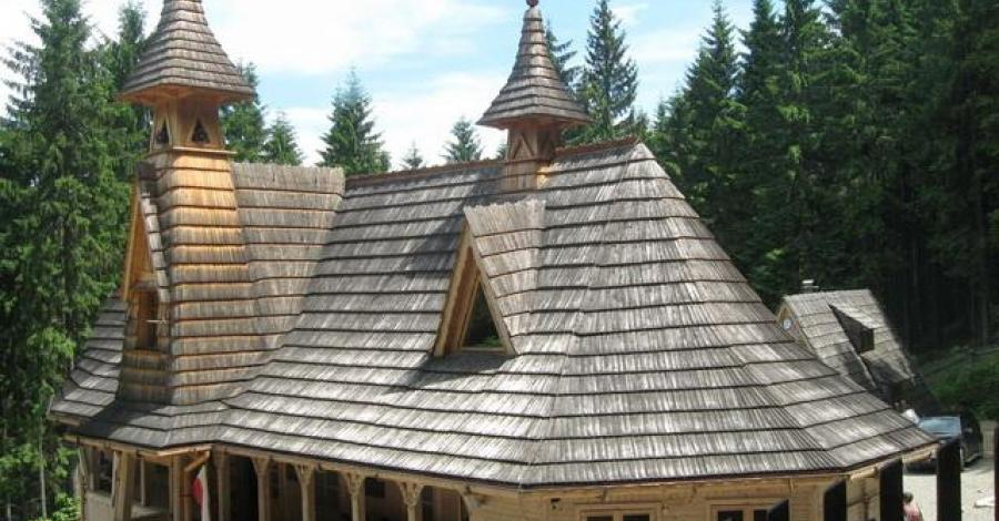 Sanktuarium na Wiktorówkach - zdjęcie