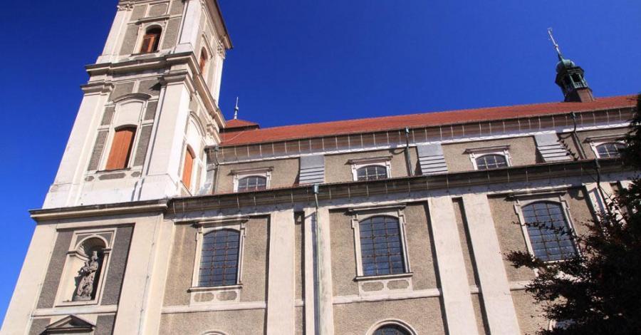 Sanktuarium w Bardzie - zdjęcie